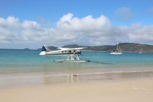 Go to Whitehaven Beach, QLD