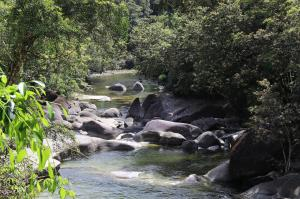 Go to Boulders Gorge Lookout, Babinda QLD