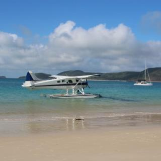 Cruise Whitsundays -Whitehaven Beach