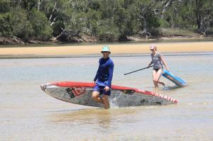 Click to see more of SUPing at Saltwater, Saltwater NSW