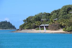 Go to Hamilton Island, QLD
