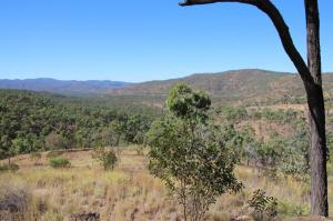 Go to Drummond Range Lookout, QLD