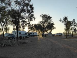 Go to Theresa Creek Dam Campground, Theresa Creek Dam QLD