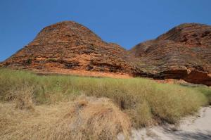 Go to Cathedral Gorge, Bungle Bungles - Purnululu NP WA