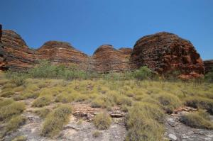 Go to Piccaninny Lookout, Bungle Bungles - Purnululu NP WA