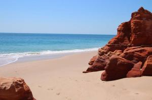 Go to Cape Leveque, WA