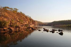 Click to see more of Chamberlain Gorge, El Questro WA