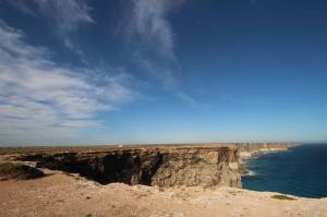 Go to Nullarbor Lookout 1, SA