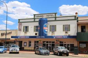 Go to Cobar, NSW