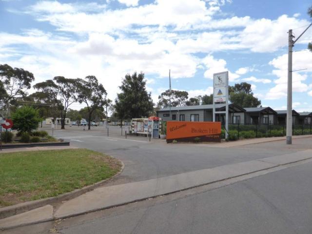 Broken Hill Tourist Park