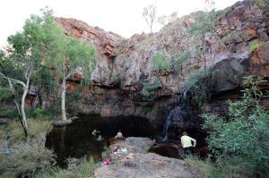 Go to Ngamoowalem Conservation Park - Molly Spring, Kununurra WA