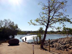 Go to Ivanhoe Crossing, Kununurra WA