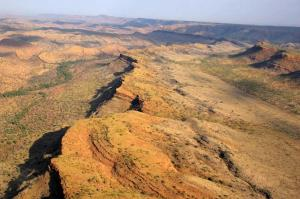 Go to Osmond Range - Kingfisher Tours, Kununurra WA
