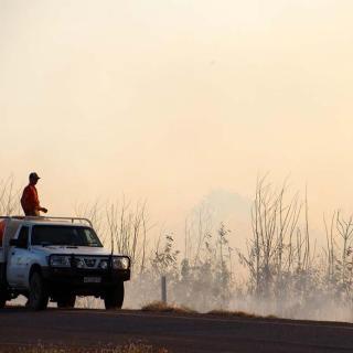 Kimberley Burn-off
