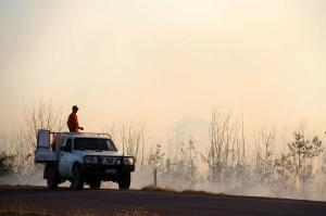 Go to Kimberley Burn-off, Kununurra WA