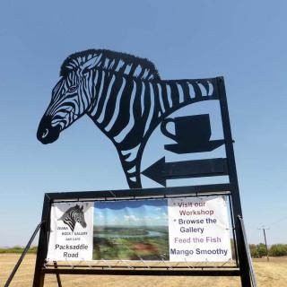 Zebra Rock Gallery
