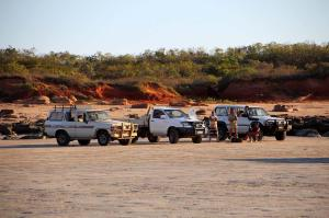 Go to Gantheaume Point, Broome WA