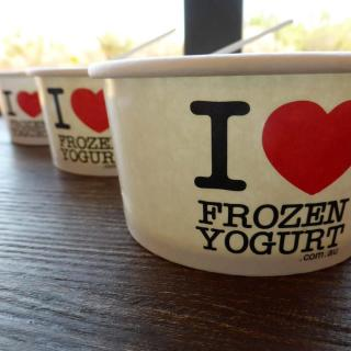 Yo-Play Self-Serve Frozen Yoghurt