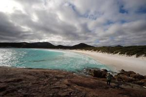 Go to Hellfire Bay, Cape Le Grand NP WA