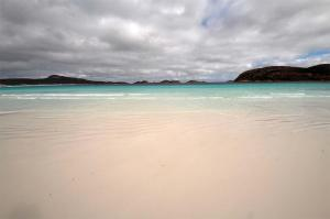 Go to Lucky Bay, Cape Le Grand NP WA