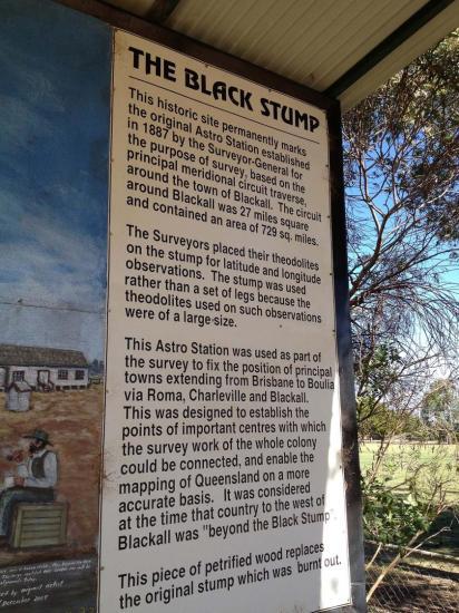 The Black Stump