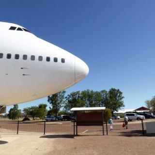 Qantas 747 Jet Tour