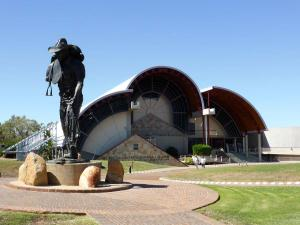 Go to Australian Stockmans Hall of Fame, Longreach QLD