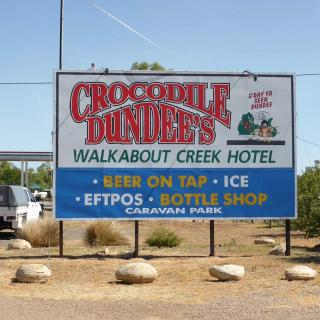 Walkabout Creek Hotel - Crocodile Dundee