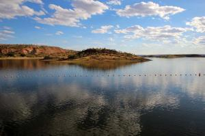 Go to Lake Moondarra, Mount Isa QLD