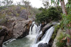 Go to Little Millstream Falls, Ravenshoe QLD