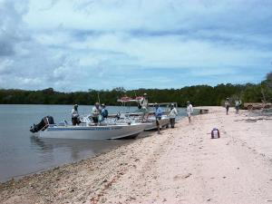 Go to Cape Don Fishing Lodge, NT