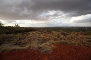 Go to Mount Walker lookout, Hughenden QLD