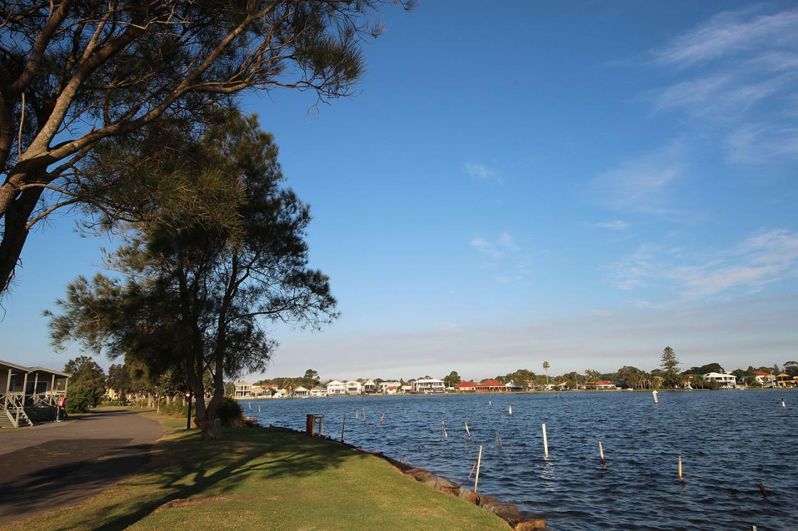 Belmont Pines Lakeside Caravan Park belmont pines lakeside holiday park, belmont - reviewed