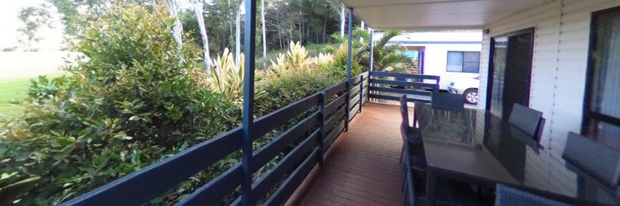 Villa - Deck