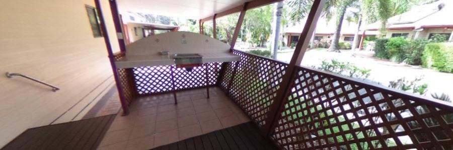 Coconut Condo - Deck