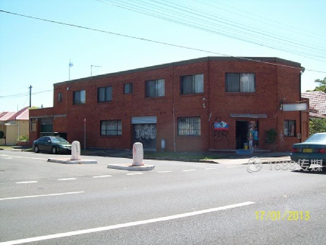 澳洲悉尼市区商住两用,双砖双层永久地权业权,连所有新设备,廉售