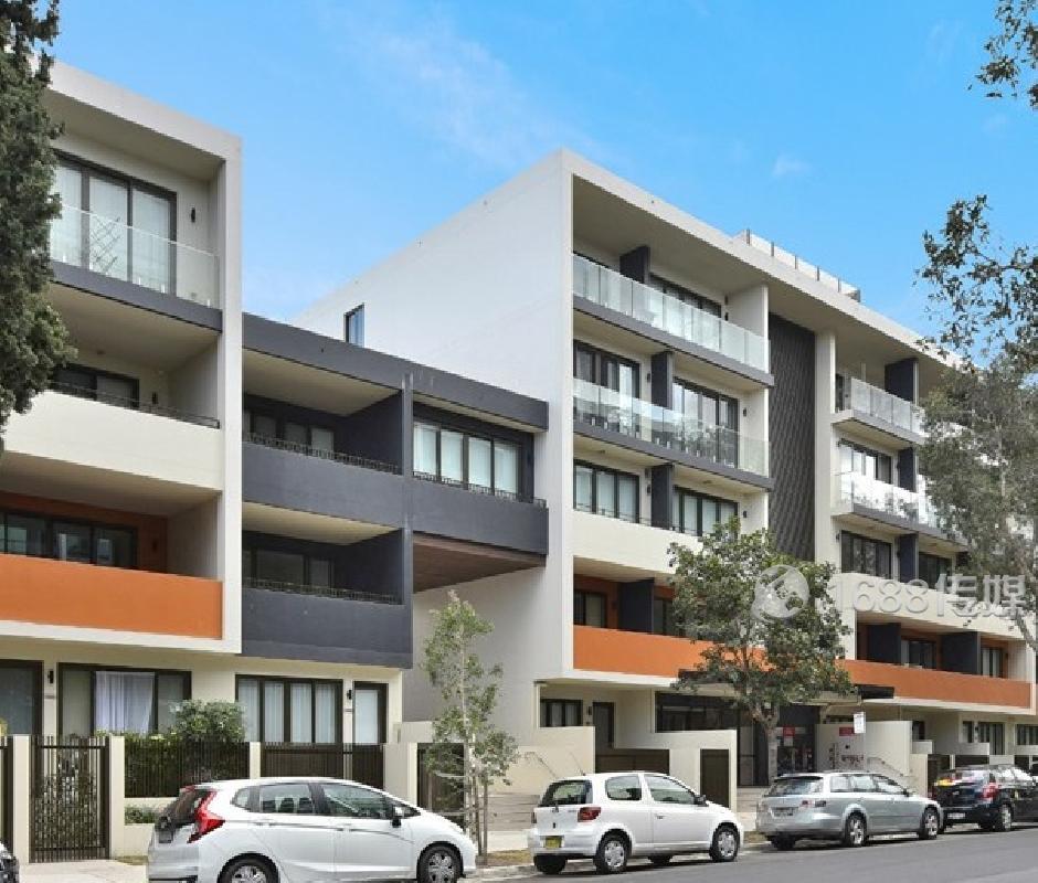 Rosebery 近新1房前花园出租租金515周免首周租金可随时看房
