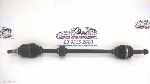 right driveshaft