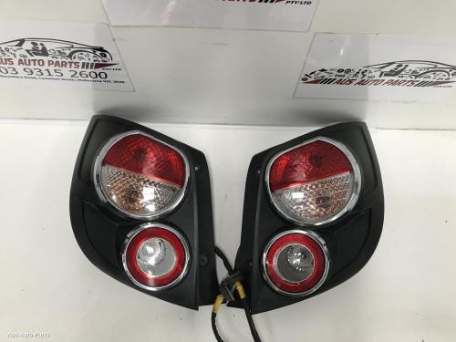 taillight right