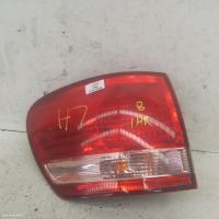Toyota fits  used  | left taillight photo