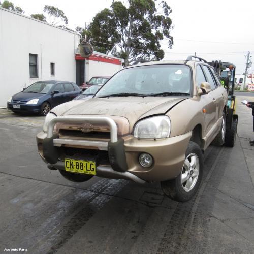Hyundai 2000 ~ 2006 Santa Fe
