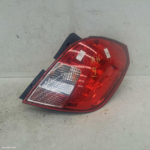 taillight right