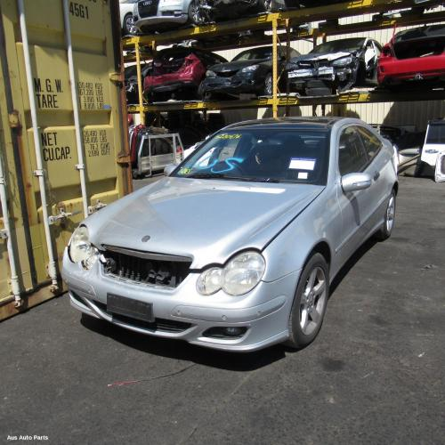 Mercedes 2002 ~ 2007 C Class