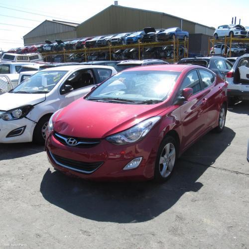 Hyundai 2011 ~ 2015 Elantra