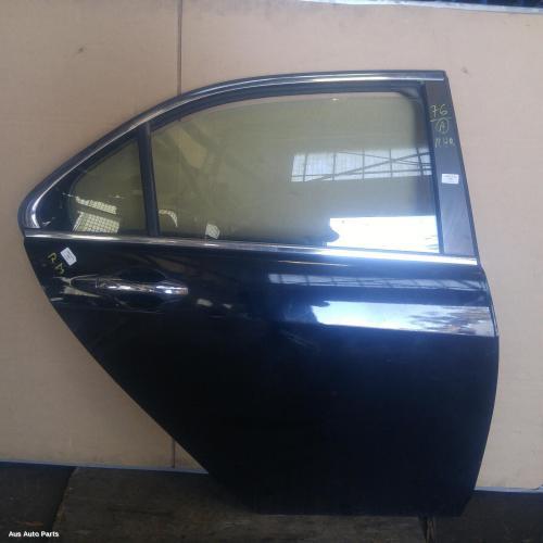 door/sliding rear right