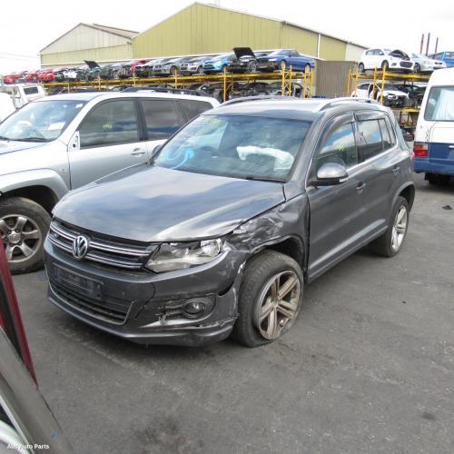 Volkswagen 2008 ~ 2016 Tiguan