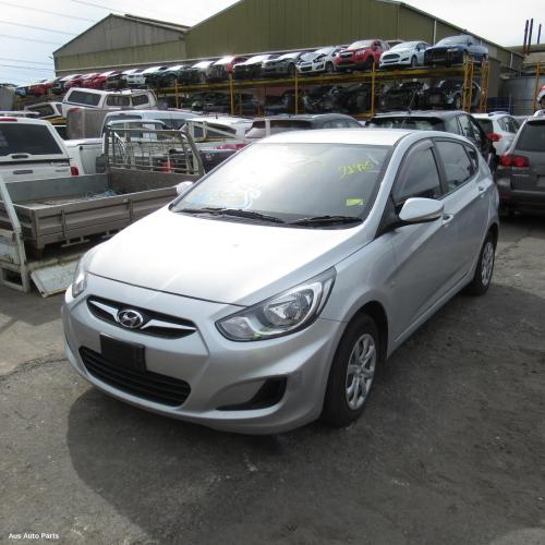 Hyundai 2011 ~ 2018 Accent