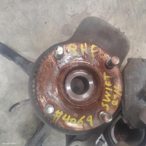 bearing hub
