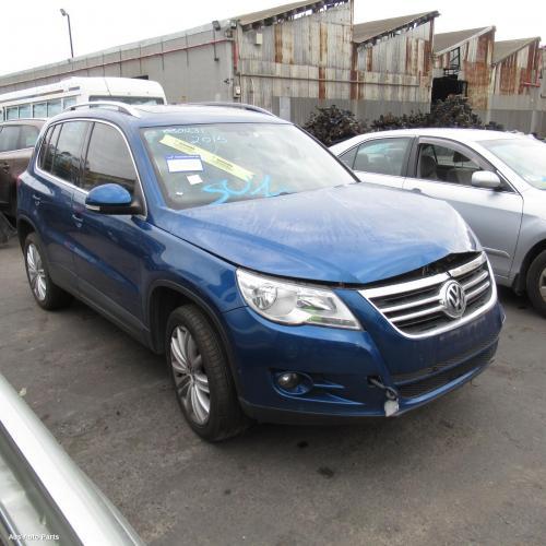 Volkswagen 2008 ~ 2011 Tiguan