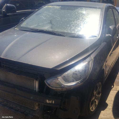 Hyundai 2011 ~ 2014 Accent